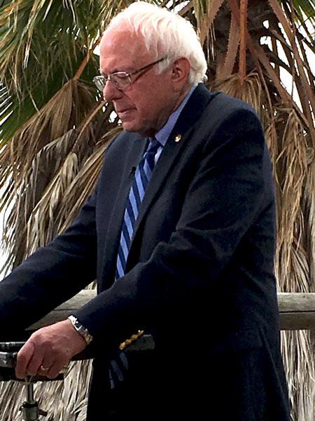 Styling Bernie Sanders