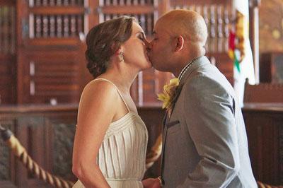 Katie and Dante's Wedding